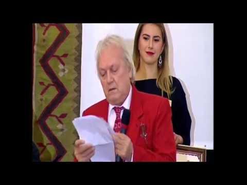 Ion Druţă. Decernarea Premiului Constantin Brâncoveanu. 3 decembrie 2014