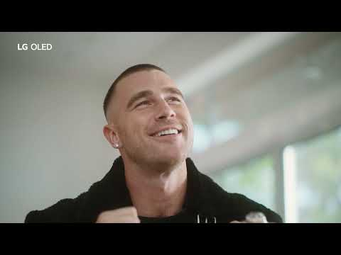 LG Teams Up With Travis Kelce For Exclusive Content Series As...