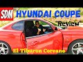 Review Hyundai Coupe FX