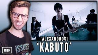 [ALEXANDROS] - KABUTO REACTION!!!
