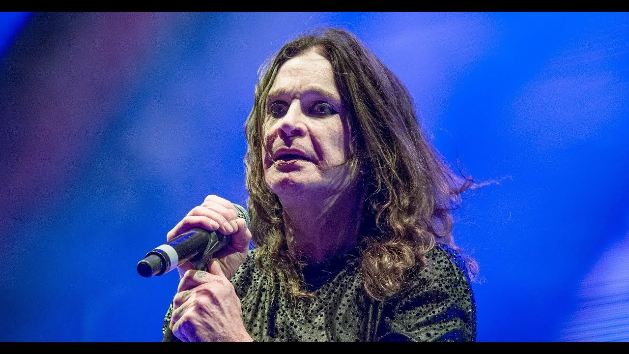 Ozzy Osbourne cancels North American tour a month after revealing ...