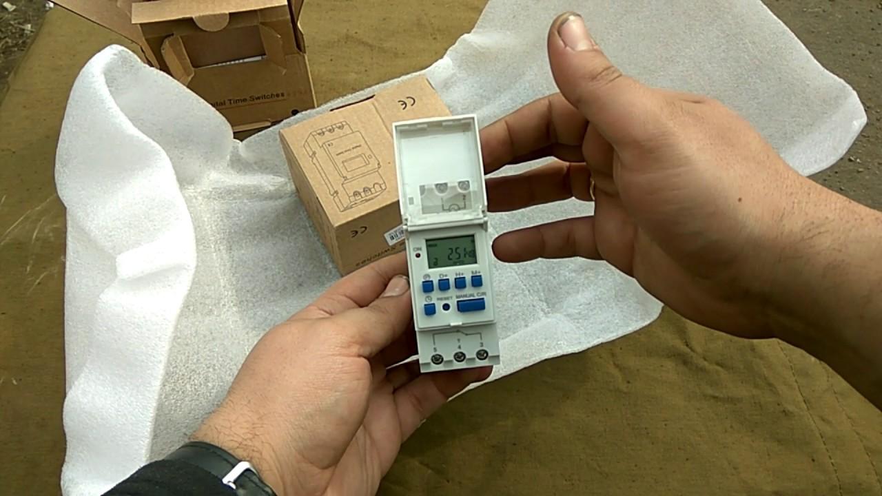 Вольтметр ВМ-3 DigiTOP (трехфазный на Din-рейку) - YouTube