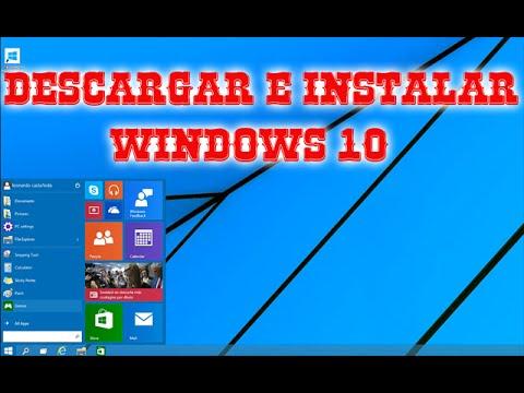 descargar windows 10 32 bits español mega