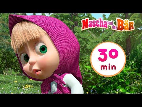 mascha-und-der-bär---🐻-der-bär-dreht-durch-😜-sammlung-13-🎬-30-min