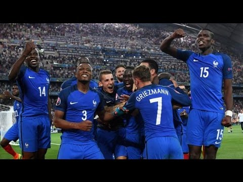 Semi-Final 'France 2' vs 'Germany' | EURO 2016
