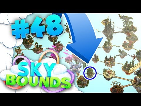 WARZONE WARRIOR | SKYBOUNDS ISLAND #48 (Minecraft SkyBlock SMP)