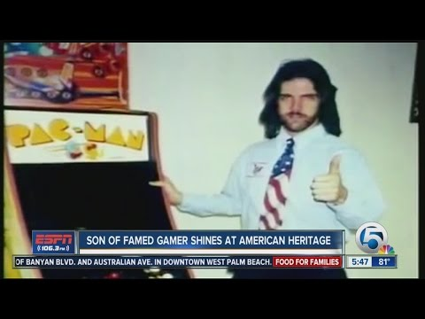 Son Of Famed Gamer Shines At American Heritage