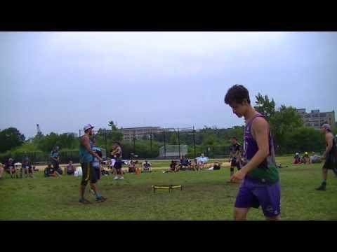 Anchored LI vs Origin Impact Finals Game 3 Spikeball Boston Grand Slam 2017