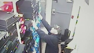 Man sneaks into stock room, steals 40 boxes of retro Jordans