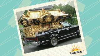 Carrozas Fúnebres Insólitas en el Mundo