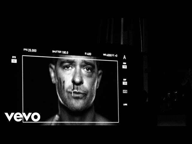 Robin Thicke - Get Her Back (Behind The Scenes)