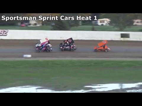 Grays Harbor Raceway, May 6, 2017, Sportsman Sprints Heat Races 1 and 2