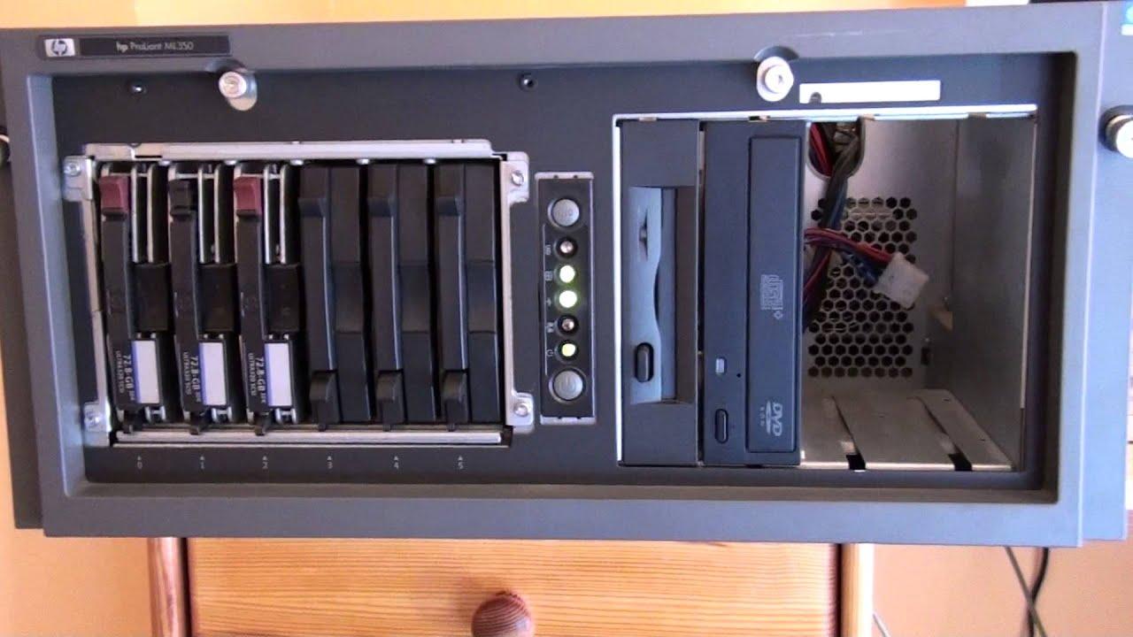 hp proliant ml350 g3 windows xp youtube rh youtube com hp proliant ml350 manual hp proliant ml350 g6 manual pdf