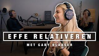 GABY BLAASER over finale BACHELORETTE, DATEN en PIKANTE FOTO'S INSTAGRAM | EFFE RELATIVEREN