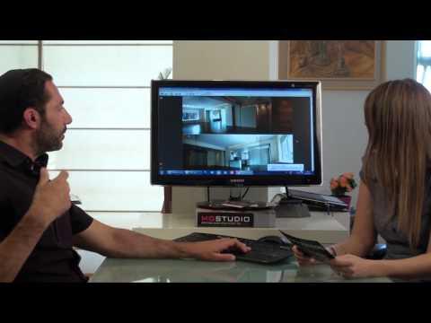 ראיון עם אדריכל אסף סלומון לתכנית 'מפתחות עיצוב'
