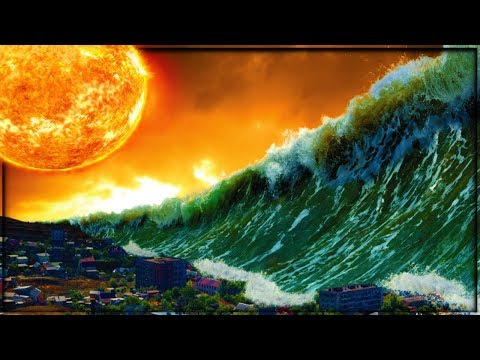 SOLAR MEGASTORM COMING SOON SEPTEMBER 23RD 2017 ( IT HAS BEGUN )