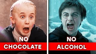 Top 10 Strict Rules The Harry Potter Cast Must Follow |⭐ OSSA