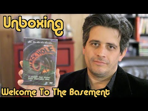 Black Hole | Unboxing | Welcome To The Basement