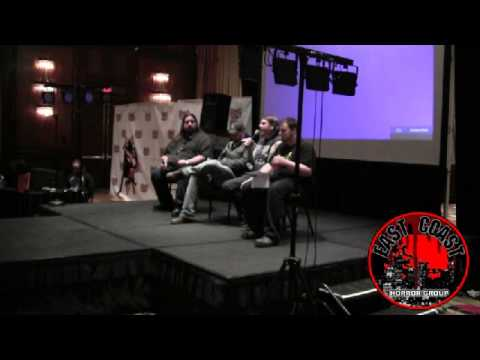 THE INDIE HORROR PANEL