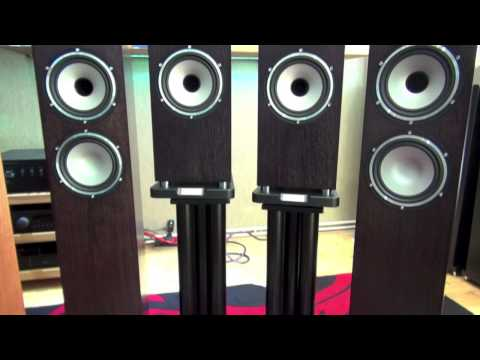 Introducing the Tannoy Revolution Range - XT6, XT6f and XT8f