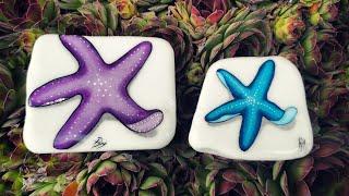 Waving starfish