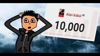 10,000 SUSCRIPTORES GRACIAS :D