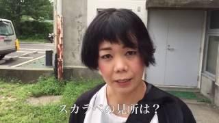 内田晴子インタビュー  野外劇公演『スカラベ』PV / 演劇集団・風煉ダンス
