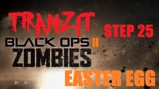 Tranzit Easter Egg/Breakdown Step 25: Tower of Babble Complete (Dr. Maxis) [Black Ops 2 Zombies]