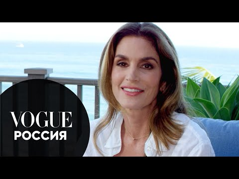 73 вопроса Синди Кроуфорд - Видео онлайн