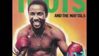 Toots and The Maytals - I'm A Big Man