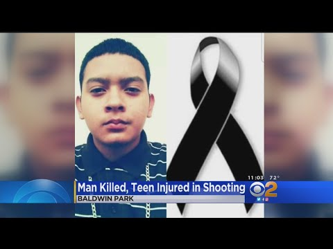 Police Search For Shooter Who Killed Young Man, Wounded Teen In Baldwin Park
