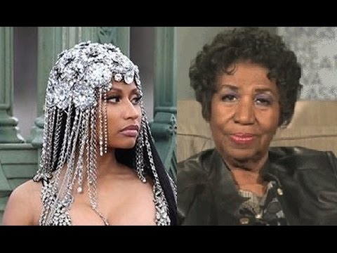 Nicki Minaj really BEAT Aretha Franklin in BiLLBOARD TOP 100 👸🎼👀 Mp3