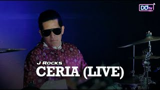 J-ROCKS - Ceria (LIVE) | Ramadan Berbagi Musik