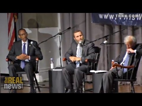 Another Problem from Hell? Adelson and Wiesel laud Rwanda's Kagame