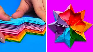 20+ FUNNY PAPER TOYS YOU CAN MAKE AT HOME