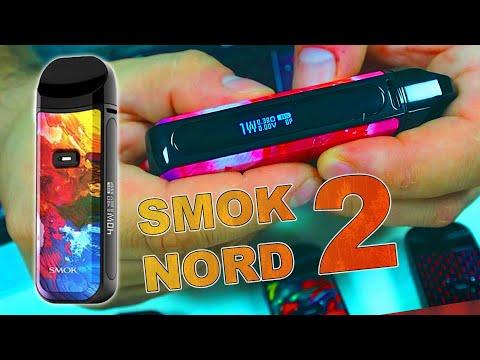 Smok Nord 2 Kit - Без барьерный переход на POD MOD