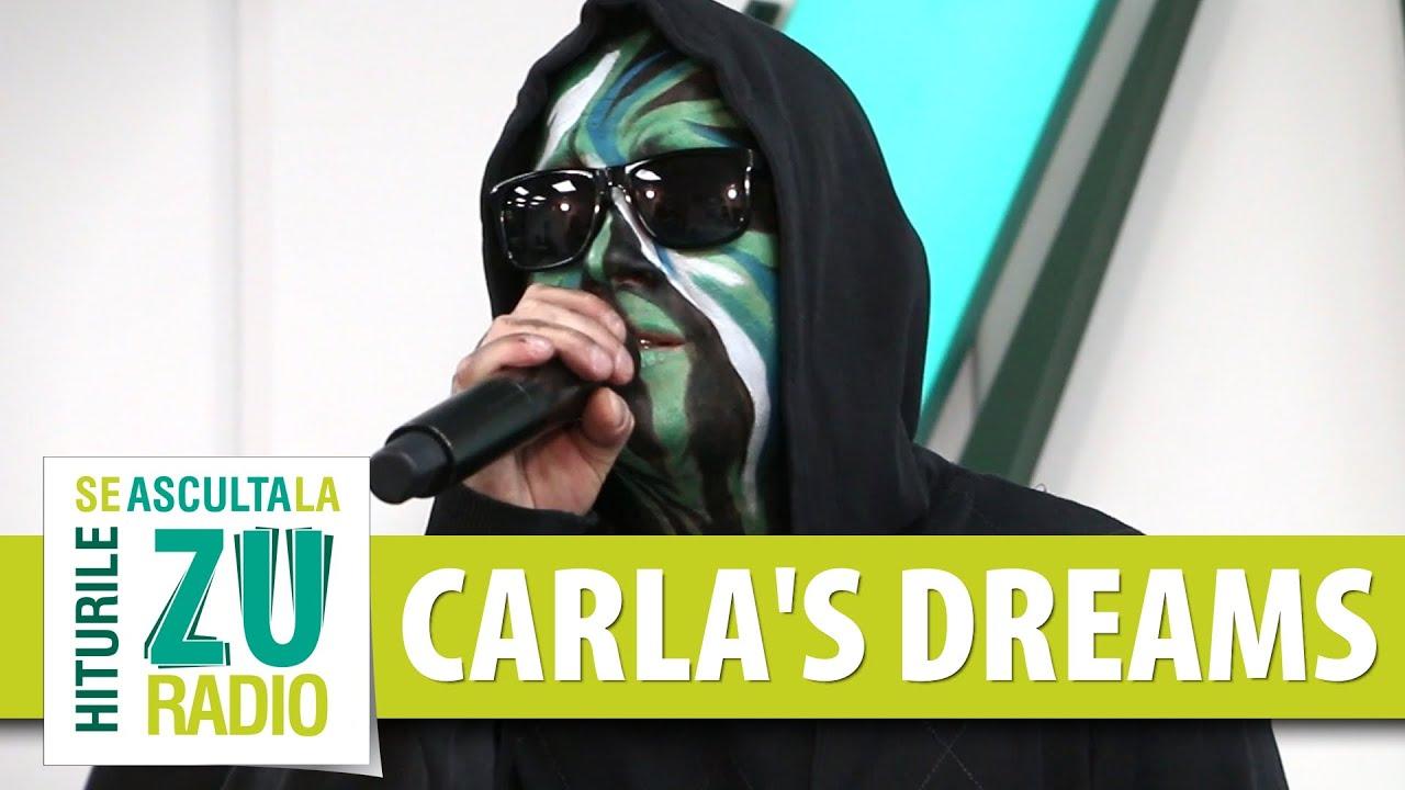 Carla's Dreams - Te Rog (Live la Radio ZU)