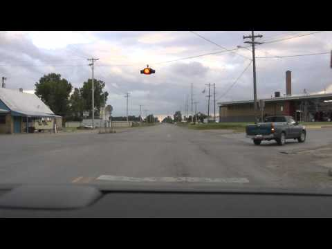 driving through Portageville, MO on Missouri St. Hwy. 162 eastbound June 2, 2013