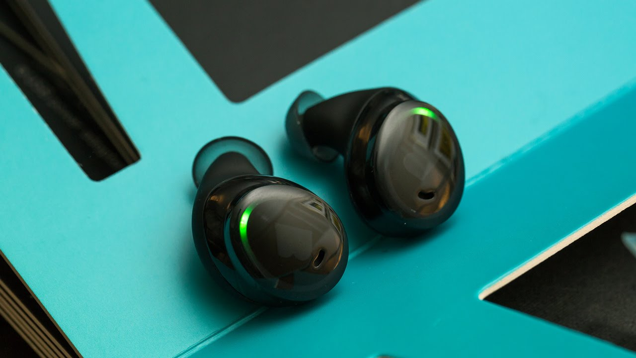 Bragi's truly wireless earbuds are actually good — CES