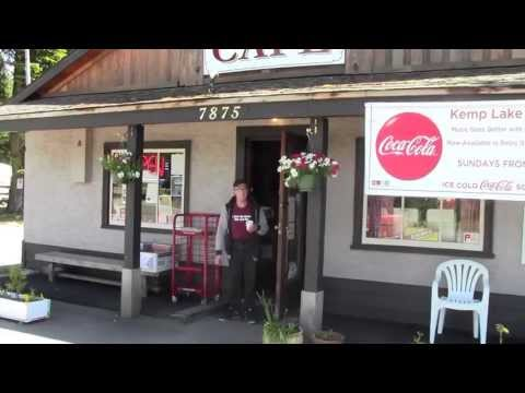 Cafe Cash Road Trip Episode 2 - Kemp Lake Music Cafe, No Hands SEO, & FREE Car Tires !