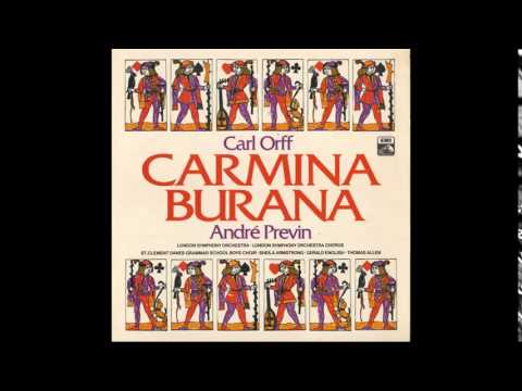 Carmina Burana  Carl Orff Best Sound, Best quality With Download Option