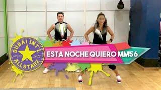 Esta Noche Quiero | Megamix 56 | Zumba® Fitness | Lora Madrigal
