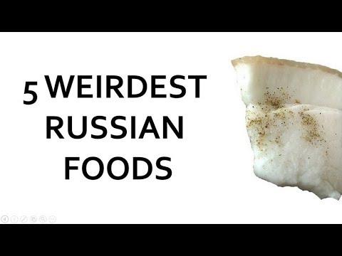 5 Weirdest Russian