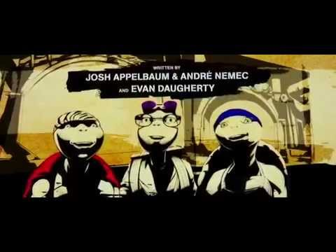 Teenage Mutant Ninja Turtles (2014) - End Titles/Credits