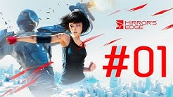 Let's Play Mirror's Edge #1 [HD|DE] - Lauf Forest ähh Faith!