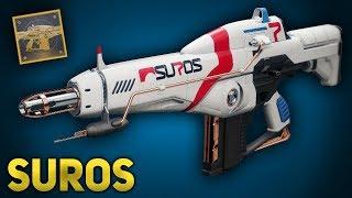 Suros Regime Catalyst/Masterwork Review | Destiny 2 Joker's Wild