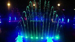 PAGADIAN CITY- DANCING FOUNTAIN