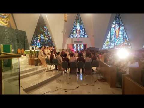 Madrigal Singers Live at the Cathedral in Las Vegas