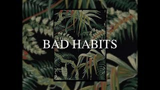 "FREE ""Bad Habits"" J. Cole ft. Bryson Tiller Type Beat"