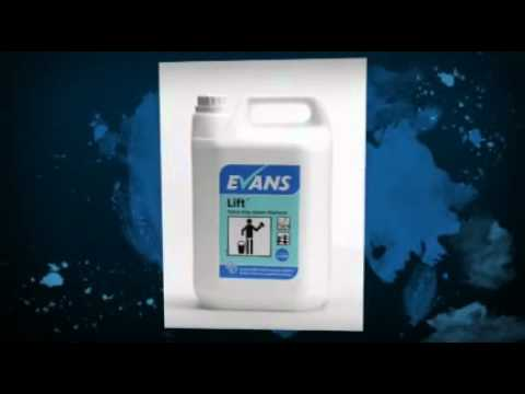 Cleaning Supplies UK - Low Priced Evans Vanodine Lift